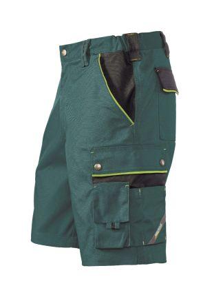 Hr. Shorts 1454 oliv/schwarz