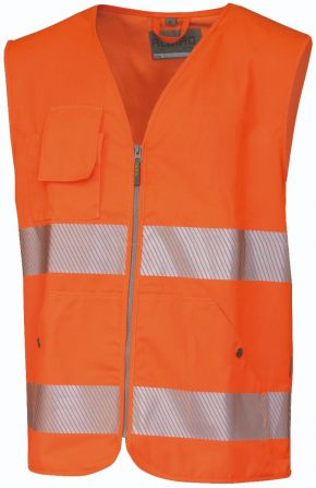 Weste Express WT orange