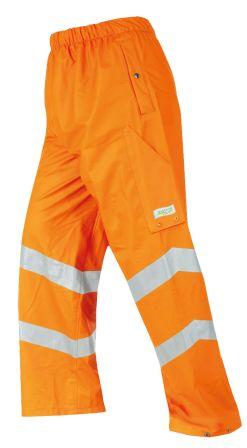 Regenhose ISO20471/EN343 9372 orange