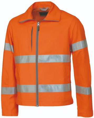 Arbeitsjacke Express WT orange