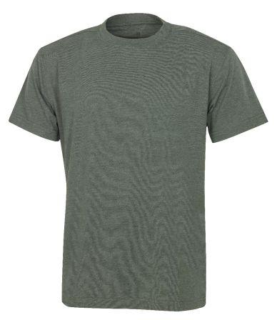 °T-Shirt 7010 oliv meliert