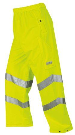 Hr. Regenhose ISO20471/EN343 9372 gelb