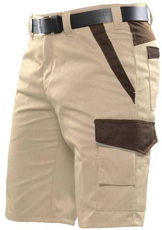 Shorts Express T3 MG sand/braun