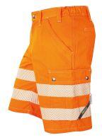 Hr. Shorts ISO20471 1243 orange