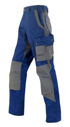 Hr. Arbeitshose 1824 blau/anthrazit