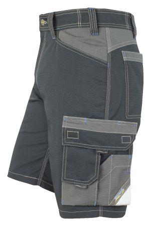 Hr. Shorts 1626 schwarz/anthrazit