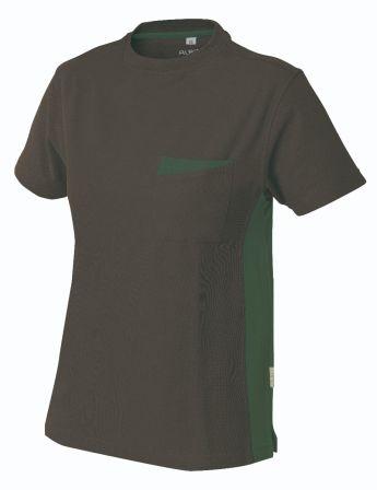 T-Shirt Express B1 anthrazit/oliv