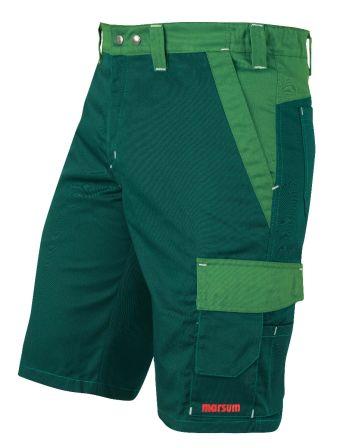 Shorts Nyon grün/hellgrün