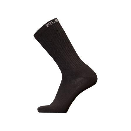 Socken leicht schwarz