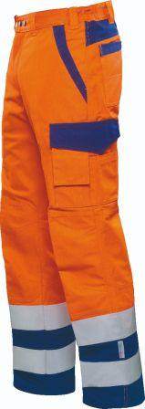 Sommerhose Express WT orange/marine