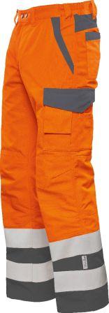 Hose Express WT orange/grau