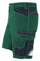 Hr. Shorts 1626 oliv/anthrazit