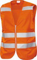 Hr. Warnweste RV und DK ISO20471 orange