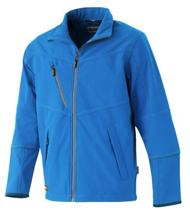 °Softshell Jacke 8616 blau