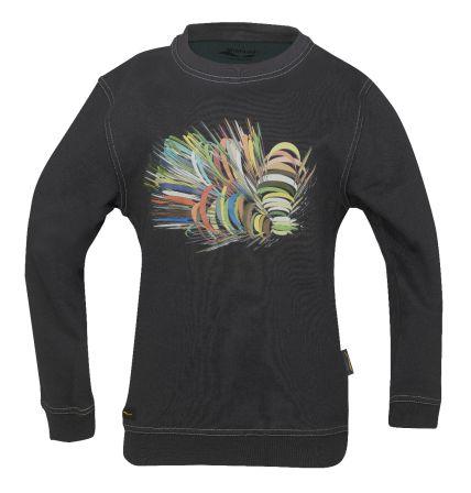 °°Kinder Sweatshirt 4888 schwarz