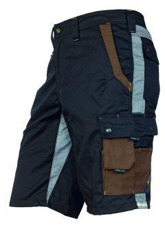 Hr. Shorts 1803 schwarz/grau