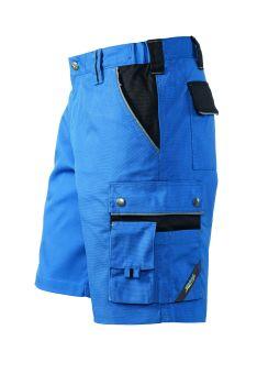 Hr. Shorts 1454 blau/schwarz