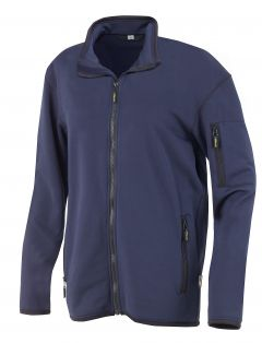 Hr. Powerstretch Jacke 8741 marine