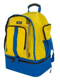 °°Werkzeugrucksack 2689 gelb/blau