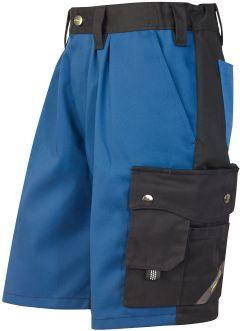 Hr. Shorts 1168 blau/schwarz