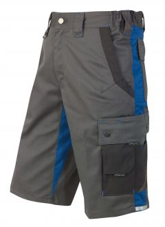 Shorts 1803 anthrazit/blau