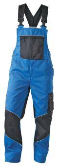 Latzhose 1125 blau/schwarz