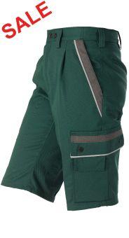 °°Marsum Shorts grün/grau
