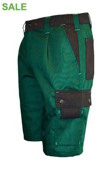 °°Shorts Top grün/schwarz