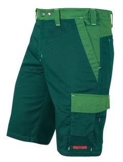 Arbeits-Shorts Nyon grün/hellgrün