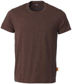 °°T-Shirt Marbach braun