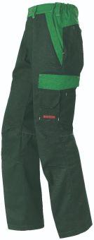 Arbeitshose Nufenen grün/hellgrün