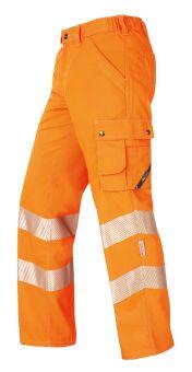 Hr. Sommerhose ISO 20471 1229 orange