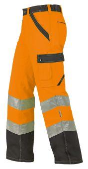 Hr.Arbeitshose ISO20471 1232 oran./ant.