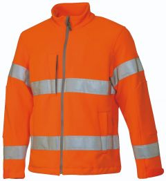 Fleecejacke Express WT orange