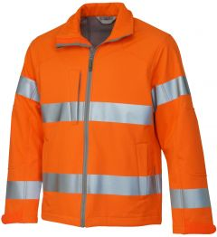 Softshelljacke Express WT orange