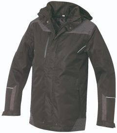 Winterparka Express Power schwarz