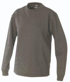 Sweatshirt Express B0 uni grau