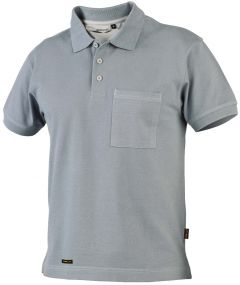 Hr. Polo-Shirt 1485 grau