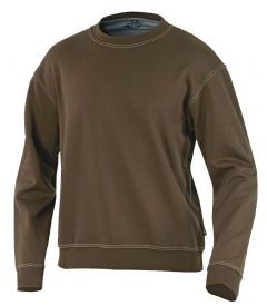 Hr. Sweatshirt 1488 braun
