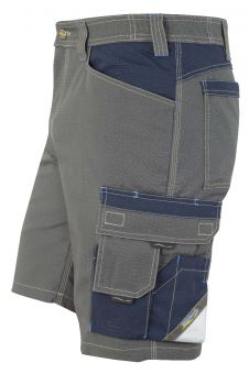 Hr. Shorts 1626 anthrazit/marine