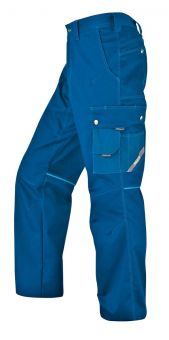 Hr. Arbeitshose 1800 blau