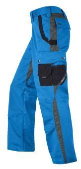 Hr. Arbeitshose 1801 blau/anthrazit