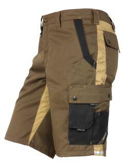 Shorts 1803 braun/khaki