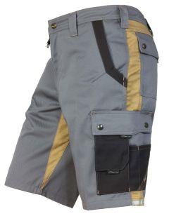 Shorts 1803 grau/khaki