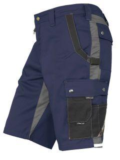 Hr. Shorts 1803 marine/anthrazit