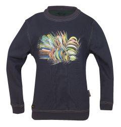 Kinder Sweatshirt 4888 marine