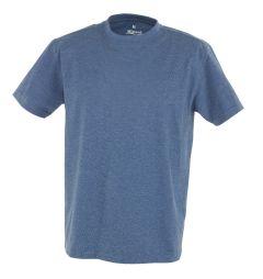 °T-Shirt 7010 blau meliert