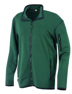 Hr. Powerstretch Jacke 8741 oliv