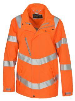 Hr. Parka ISO20471 9629 orange