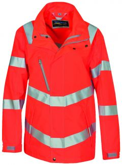 °Hr. Parka ISO20471 9629 rot
